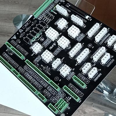 DIP插件板波峰焊